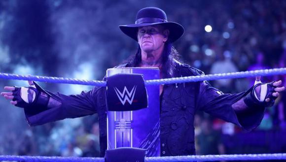 The Undertaker, leyenda de WWE, protagonizará una película interactiva de Netflix. (WWE)