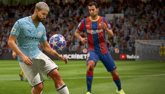 FIFA 21 publica nuevo gameplay con todos los cambios en el sistema de juego (EA Sports)