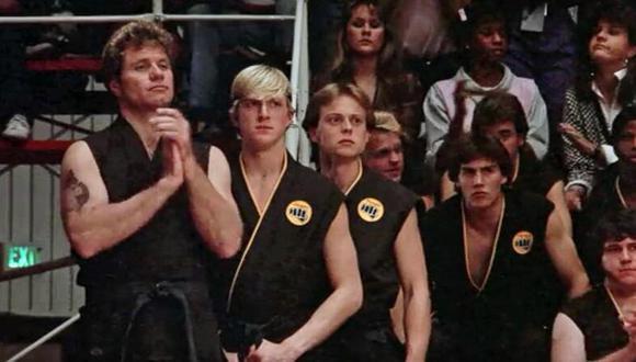"""""""Karate Kid"""" es una película estadounidense de 1984 dirigida por John G. Avildsen (Foto: Columbia Pictures)"""