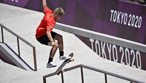 La realidad del skateboarding peruano, sus retos y cómo masificar el deporte en el que brilla Angelo Caro. (AFP)