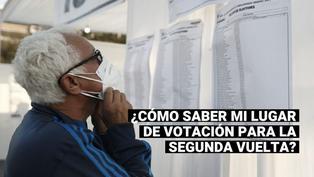 Elecciones 2021: ¿Cómo saber mi local de votación para la segunda vuelta?