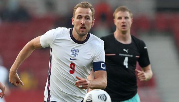Harry elevó su cotización tras el término de la Eurocopa 2021. (AFP)