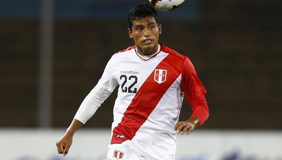 Kluiverth Aguilar debutó a los 16 años con la camiseta de Alianza Lima. (Foto: GEC)