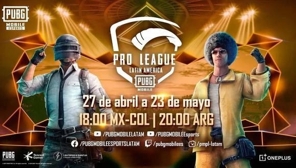 PUBG Mobile Pro League LATAM: River Plate, Boca Junior y Chivas compiten en torneo internacional. (Foto: PUBG)