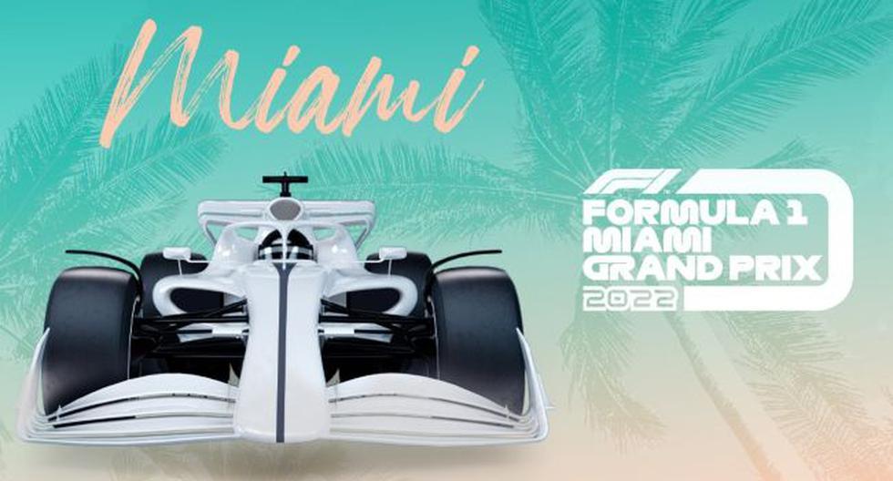 ¡A partir del próximo año! La F1 anunció un Gran Premio en Miami por primera vez en su historia
