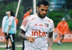 Llega con una figura bajo el brazo: Domènec Torrent buscará fichar a Dani Alves en Flamengo