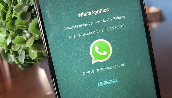 ¿Quieres tener WhatsApp Plus en tu celular? Conoce todos los detalles del nuevo APK. (Foto: Depor)