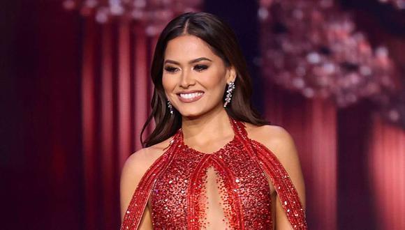 Andrea Meza tiene una relación con el tiktoker Ryan Antonio. (Foto: revista Hola Mexico)