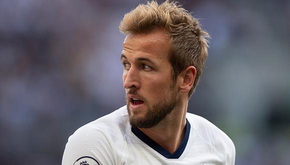 Harry Kane tiene contrato con Tottenham hasta el 2024. (Foto: Getty)