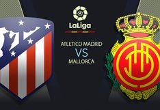 Desde Wanda Metropolitano: Atlético de Madrid vs. Mallorca EN VIVO vía ESPN 2 por fecha 34 de LaLiga Santander