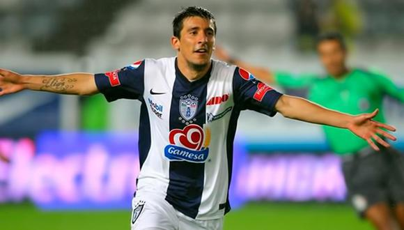 Benítes llegó a la capital para sumarse a Alianza Lima. (Foto: Agencias)