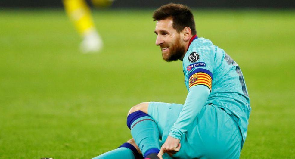 A puertas del Barcelona vs Villarreal, por Liga Santander, en España hablan sobre el disgusto de Messi con uno de sus compañeros.