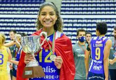 """Carla Rueda tras salir campeona con el Porto: """"La meta es quedarse en Europa"""""""