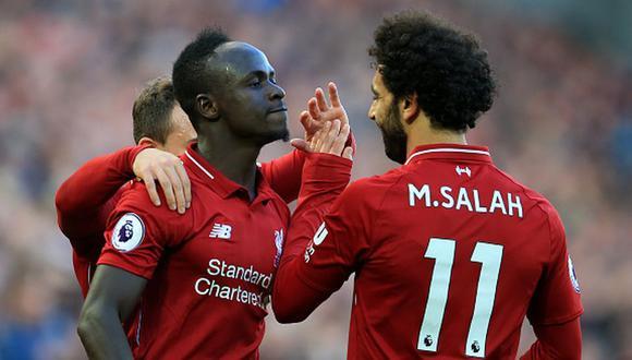 Sadio Mané llegó al Liverpool procedente del Southampton F.C. (Getty)