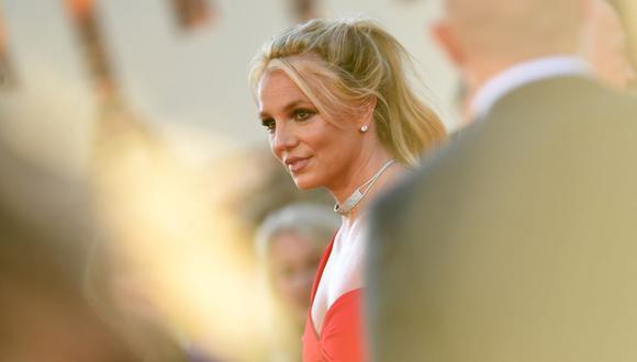 Britney Spears se molestó con paparazzis por distorsionar sus fotos para avergonzarla. (Foto: Valerie Macon / AFP)
