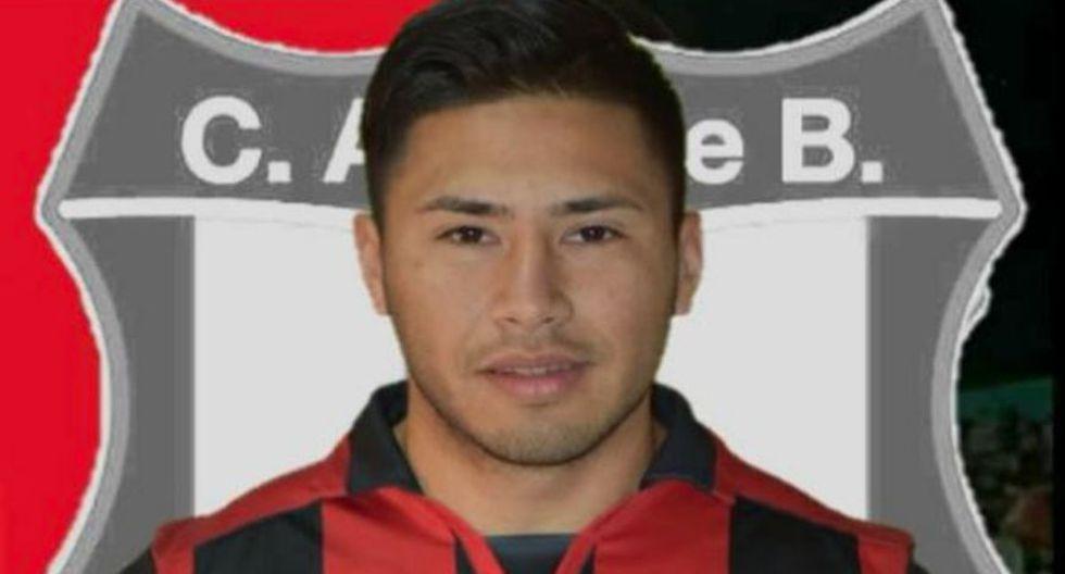 Gonzalo Aguirre, de 22 años.