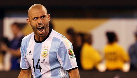 Javier Mascherano es voceado como posible convocado para jugar los Panamericanos Lima 2019. (Foto: EFE)