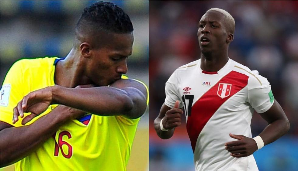 Perú vs. Ecuador: ¿Luis Advíncula o Antonio Valencia? ¿Qué futbolista es más rápido?