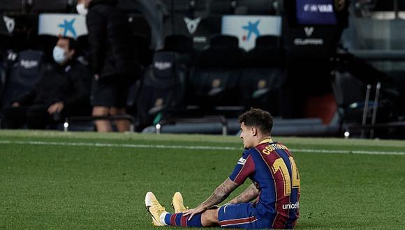 Coutinho volvió al Barcelona esta temporada tras un año cedido en el Bayern Munich. (Getty)