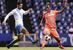 Cruz Azul igualó 1-1 con Puebla en la Jornada 10 del Torneo Apertura 2021
