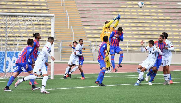 Melgar ganó 1-0 a Alianza Universidad, por la fecha 14 del Apertura 2020. (Foto: Liga 1)