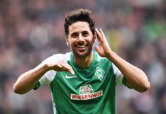 """Werder Bremen continúa homenajeando a Pizarro: """"Su actividad favorita era marcar goles"""""""