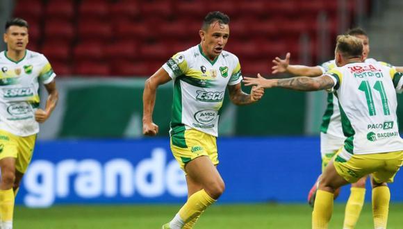Defensa derrotó por penales a Palmeiras y campeón de la Recopa Sudamericana. (Getty)