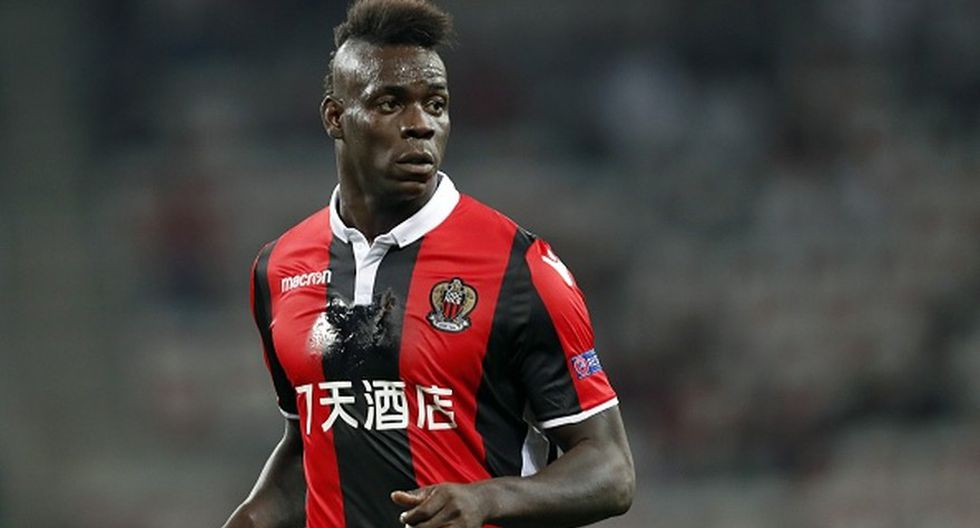 Mario Balotelli (Foto: Getty Images).