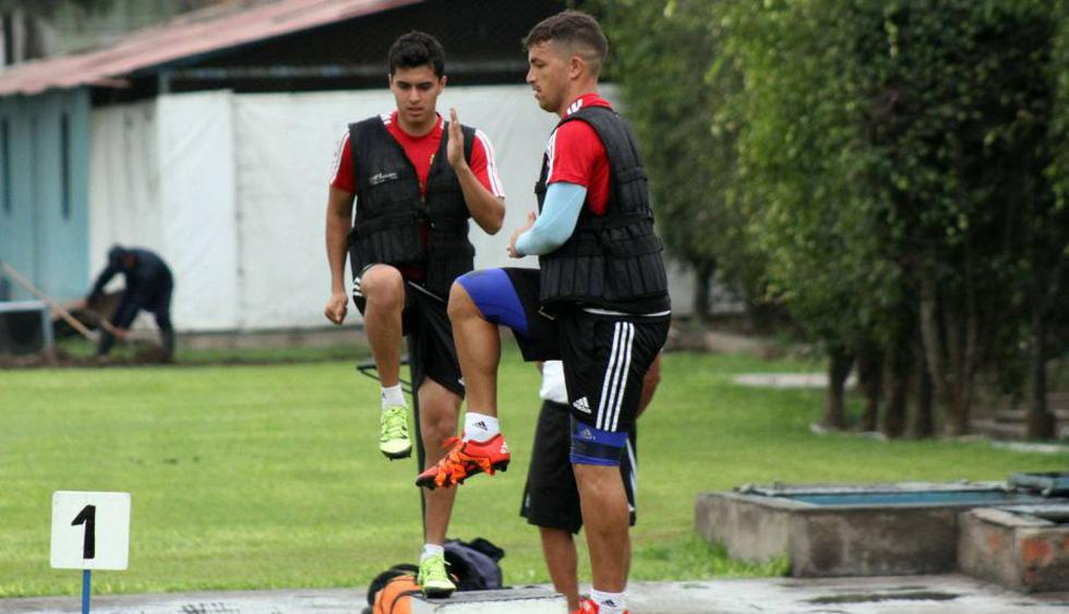 Gabriel Costa dejó Alianza Lima para fichar por Sporting Cristal. (Prensa Sporting Cristal)
