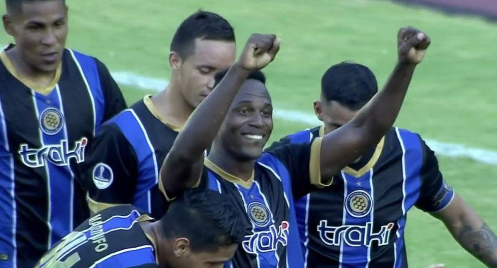 Mineros de Guayana venció a Sol de América por la Copa Sudamericana.