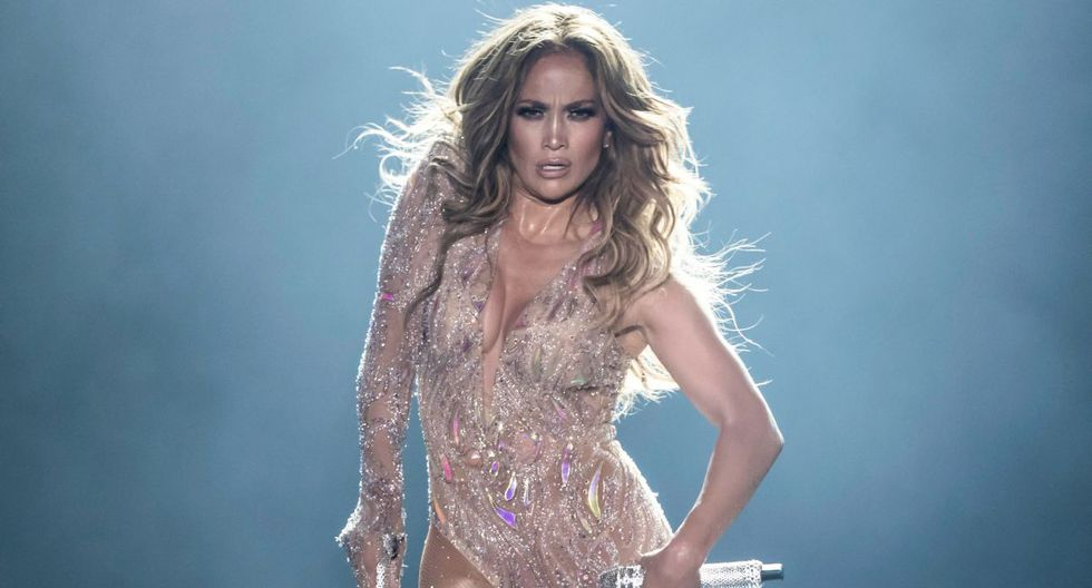Jennifer Lopez batió exorbitante récord en Instagram y lo celebró a lo grande. (Foto: AFP)