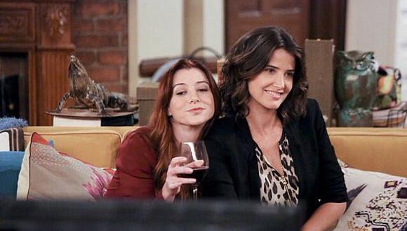 "Cosas que no tienen sentido con Lily en ""How I Met Your Mother"" (Foto: CBS)"