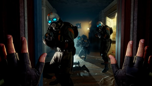 Juegos online: Steam ofrece la saga completa de Half-Life con 80% de descuento. (Captura de pantalla)