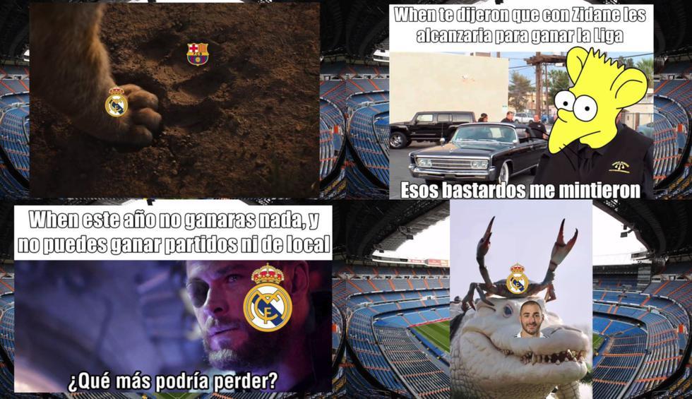 ¡Intenta no reírte! Los mejores memes de la goleada del Real Madrid sobre Athletic Club en LaLiga [FOTOS]