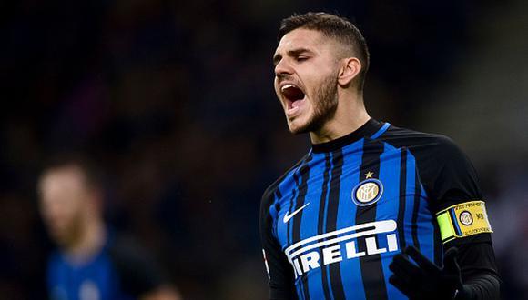 Mauro Icardi   Inter   18 goles (36 ptos) (Getty)