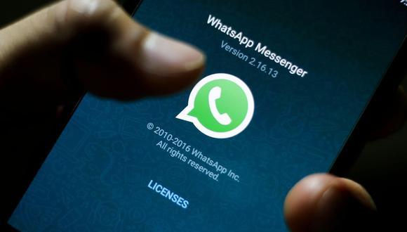 """WhatsApp: cualquier cambio unilateral """"no es justo ni aceptable"""", explica reclamo de la India. (EFE/Ritchie B. Tongo)."""
