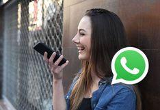 WhatsApp: así podrás modificar tu voz en las notas de audios de la aplicación