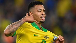 """Gabriel Jesús: """"Con Neymar la victoria es más fácil, pero la selección ya mostró que puede ganar sin él"""""""