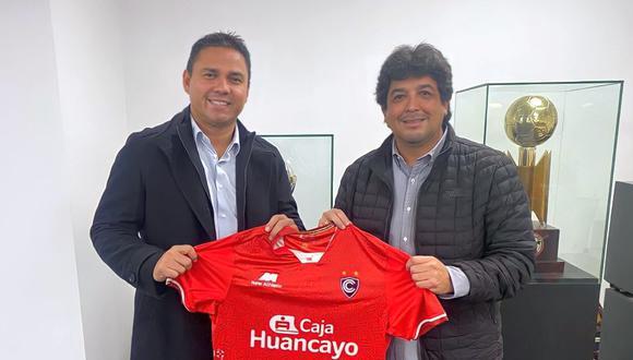 Rivera es nuevo DT de Cienciano del Cusco. (Foto: prensa CC)