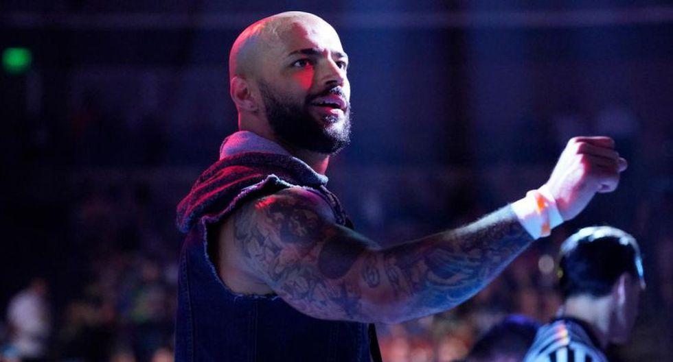 Ricochet es el actual campeón de los Estados Unidos. (WWE)