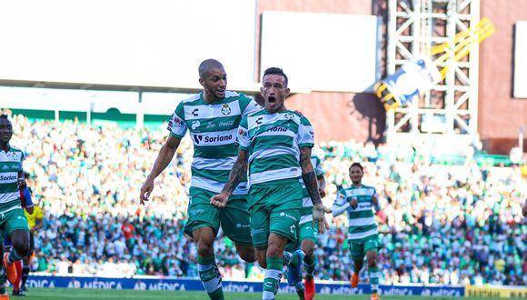 Santos se hizo fuerte de local y vuelve a ser líder. | Fb Santos