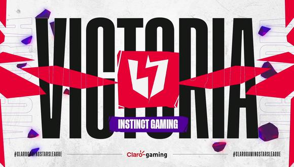 League of Legends: Instinct Gaming ya es insuperable en Claro Gaming Stars League. (Foto: LVP)