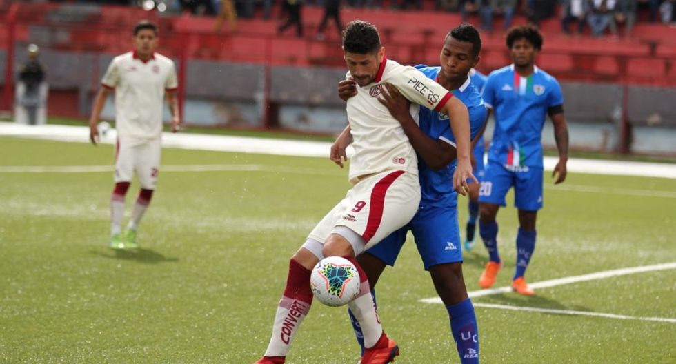 UTC vs. Unión Comercio chocan en el Héroes de San Ramón por la fecha 14 del Clausura. (Foto: Luis Padilla / GEC)