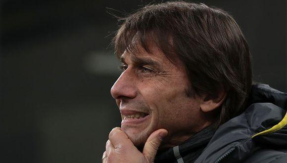 Antonio Conte fue ''atacado'' por un hincha italiano en una carta publicada en el diario Corriere dello Sport. (Foto: Getty)