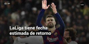 Se confirma la fecha para el regreso de LaLiga Santander
