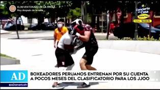 Boxeadores nacionales entrenan por su cuenta a pocos meses del clasificatorio para los JJOO