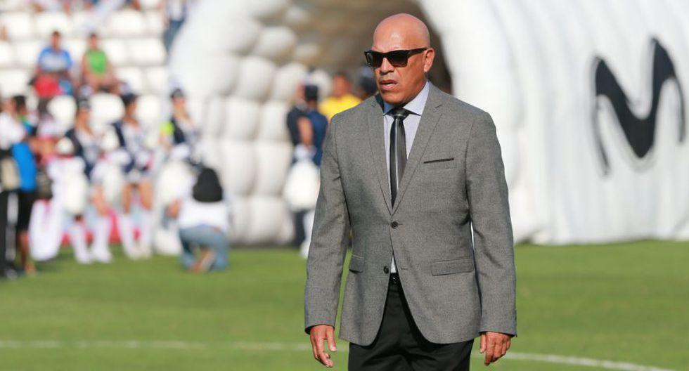 Roberto Mosquera también dirigió al Wilstermann (Foto: USI).