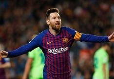 ¡Un vacío enorme! Las brutales estadísticas de Messi en su paso por el Barcelona