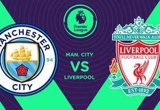 VER EN VIVO Manchester City vs Liverpool vía ESPN 2: chocan EN DIRECTO por la Premier League 2020