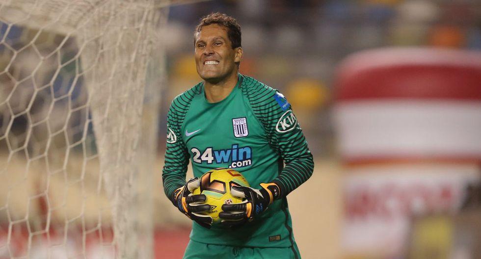 Leao Butrón pelea por el puesto de titular con Pedro Gallese en Alianza Lima. (Foto: GEC)
